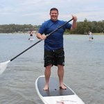 SUP.. stand up paddleboarding FREE for the whole family