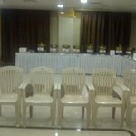JALSA - Banquet hall well sitting arrangement and dinning facility