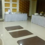 The airconditioned banquet hall - JALSA
