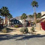 Foto de Palm Canyon Resort & RV Park