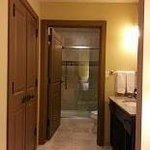King Studio Suite - Large Bathroom Area