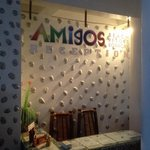 Amigos Beach Resort resmi