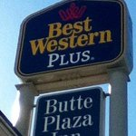 Foto di BEST WESTERN Plus Butte Plaza Inn
