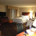 Hampton Inn & Suites Rawlinsの写真