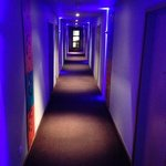corridor to my room
