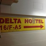 Welcome to Delta Hotel :)