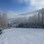 slopes to yourself the week before Christmas