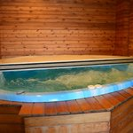Foto de Aaron's Pool and Spa Bed and Breakfast