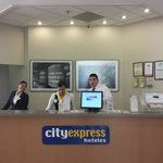 City Express Guadalajara Expo照片