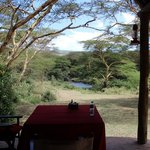 Foto de Malewa Wildlife Lodge