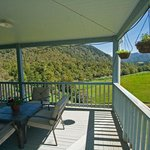 Foto de Pelorus River Views Bed & Breakfast