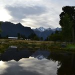 Foto de Fox Glacier Mountainview Bed and Breakfast