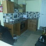 en suite kitchen