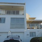 Bloubergstrand Sunset Lodge resmi