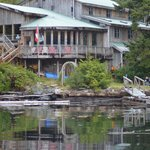 Photo de Hidden Cove Lodge