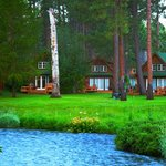 Metolius River Resort Sisters