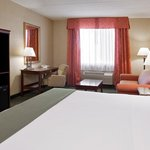 Foto de Holiday Inn Express & Suites Columbus Airport
