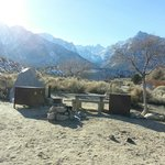 Lone Pine Campground Foto