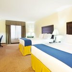 Holiday Inn Express Hotel & Suites Chicago South Lansing resmi