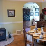 Φωτογραφία: Old Thyme Inn Bed and Breakfast