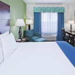 Holiday Inn Express Hotel & Suites Graham Foto