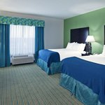 Holiday Inn Express Hotel & Suites Grahamの写真