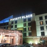 beautiful!!!!!   The Hyatt Place  North Charleston sc