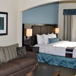 All of our newly remodeled rooms have modern decour