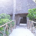 Mohammed's Beach Bungalows Foto