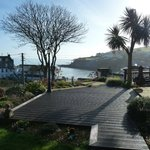 Portmellon Cove Guest House resmi