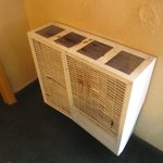 clean and functional air condition