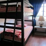 girls' dorm