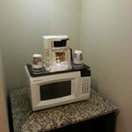 Coffee and microwave