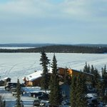 Lake Louise Lodge resmi