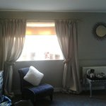 sunny positioned room