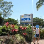 صورة فوتوغرافية لـ ‪Noosa Sun Motel & Holiday Apartments‬