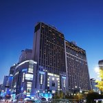 LOTTE HOTEL Seoul Night View
