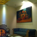 Photo de Le Sutra - The Indian Art Hotel