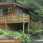 Cabins With Kitchenettes