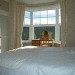 Our guest rooms are light and airy with fantastic views