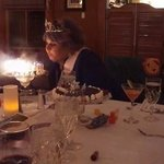a most memorable and delicious 60th birthday dinner