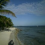 Photo de Deep Blue Resort Utila