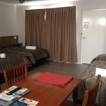 Newly refurbished Family Rooms