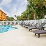 Photo de Royal Inn Beach Hotel Hutchinson Island