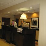 Hampton Inn Knoxville North resmi