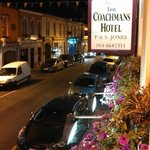 Foto van Coachmans Townhouse Hotel