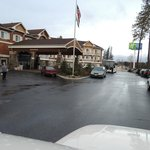 صورة فوتوغرافية لـ ‪Holiday Inn Express Hotel & Suites - Coeur D'Alene‬
