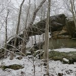 Raven rock bridge