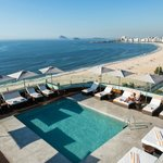 hotel Porto Bay Rio Internacional | Roof top Pool