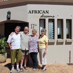 Foto van African Dreams Guest House